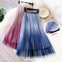 skirt Summer 2020 Average size Grey, blue, purple and coffee