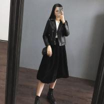Dress Spring 2020 black S,M,L F339