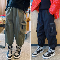 trousers Other / other neutral spring and autumn trousers leisure time There are models in the real shooting Casual pants Leather belt middle-waisted Don't open the crotch Class B Three, four, five, six, seven, eight, nine, ten, eleven, twelve Chinese Mainland Zhejiang Province
