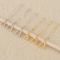 Other DIY accessories Other accessories Silver ornaments RMB 1.00-9.99 Clip clip clip 2cm gold + large gold clip 3cm + small platinum clip 3cm 925 Silver