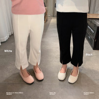trousers Chen Chen's mother female 80, 90, 100 (model), 110, 120, 130, 140 Batch 2, black, white spring trousers There are models in the real shooting Casual pants Leather belt middle-waisted other Open crotch Other 100% Y2797 12 months, 18 months, 2 years old, 3 years old, 4 years old, 5 years old
