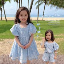 Dress Dress, suit, dress batch 2 female Chen Chen's mother 80, 90, 100 (model), 110, 120, 130, 140 Other 100% summer other other Y2987 other 12 months, 18 months, 2 years old, 3 years old, 4 years old, 5 years old