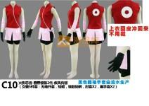 Cosplay women's wear suit goods in stock Over 3 years old Women's XXS, women's XS, women's s s, women's M, women's L, women's XL, women's XXL, women's American XL, women's American XXL, women's American XXXL, children's s s, children's L, customized + 30 Animation, film, games Manpinku Japan Naruto