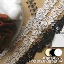 lace ● white - every yard [every 0.91M] ● black - every yard [every 0.91M] ● generated - every yard [every 0.91M] Song of Robin