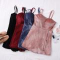 Casual pants Pink, Burgundy, black, blue Average size Autumn 2020 shorts Jumpsuit High waist 31% (inclusive) - 50% (inclusive)