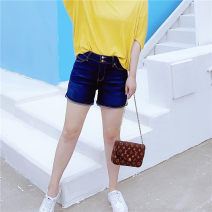 Women's large Summer 2020 trousers singleton  commute moderate Simplicity have cash less than that is registered in the accounts 25-29 years old shorts