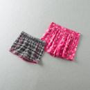 Home Pants / pajamas JISHIGOU Viscose (viscose) 100% Black, rose summer