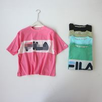 T-shirt Green, blue, light army green, black gray, pink Average size cotton 96% and above
