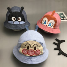 Hat Average size Pink - double cap deep pink - double cap light blue - double cap dark blue - double cap Reference (45-50cm) (august-36) neutral Fisherman hat dome leisure time Other / other Lengthening eaves other