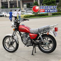 Complete motorcycle 118kg 2019 740mm 7.6KW 1985x810x1125mm Chinese Mainland 124cc no 85Km/h Zf-ky / Everest ZF125-17D Front disc and back drum Prince car Air cooling Male Four stroke Single cylinder engine