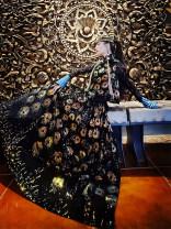 skirt Autumn 2020 S,M,L,XL Picture color longuette Versatile A-line skirt Type A FL00840 WASJULIET