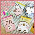 Cartoon card / Pendant / stationery Notepad Kanahera Over 8 years old Domestic spot goods in stock Japan Kanahera's little animals Notepad