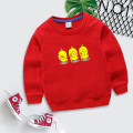 Sweater / sweater Other / other neutral spring and autumn nothing leisure time Socket routine No model cotton Cartoon animation Cotton 100% Class A Cotton liner