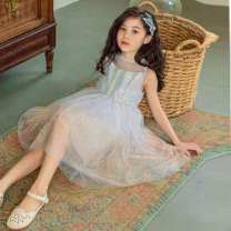 Dress Light blue, pink female Other / other 110cm,120cm,130cm,140cm,150cm Other 100% No season princess Long sleeves Solid color polyester fiber A-line skirt Class B 3 years, 18 months, 9 months, 5 years, 7 years, 8 years, 12 months, 3 months, 6 years, 6 months, 2 years, 4 years Chinese Mainland
