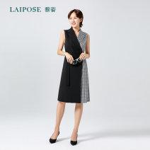 Dress Spring 2021 Check pattern S,M,L,XL,2XL