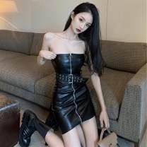 Dress Autumn 2020 black S,M,L
