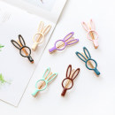 Hair accessories Side clip RMB 1.00-9.99 Other / other Peacock white pale violet blue pink brand new Original design Fresh out of the oven Not inlaid