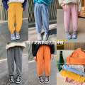 trousers Other / other female 80, 90, 100, 110, 120, 130, 140, 150 Grey, blue, yellow, pink, orange, grey (presale 3.31), blue (presale 3.31), yellow (presale 3.31) winter Ninth pants Casual pants other 18 months, 2 years old, 3 years old, 4 years old, 5 years old, 6 years old, 7 years old