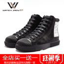 Boots Weijie three hundred and eighty-three billion nine hundred and forty million four hundred and fourteen thousand two hundred and forty-three Frenulum Pig skin Short tube Cattle hide (except cattle suede) black Cattle hide (except cattle suede) Pig skin Martin boots Round head Europe and America