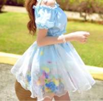 Dress Spring 2020 All new three standards M,L,XL