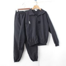 Leisure sports suit autumn XL,L,M,S black Long sleeves Other / other