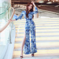 Casual pants Pre sale as shown XSSMLXL Summer of 2018 trousers Jumpsuit High waist X18XT2114 Colorful