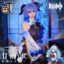 Cosplay women's wear suit goods in stock Over 14 years old game S,M,L,XL Sanchimu Original God