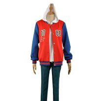 Cosplay men's wear suit goods in stock Over 14 years old comic L,M,S,XL,XXL Japan Campus style