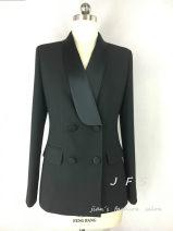 suit Spring 2017 White, black XS,S,M,L,XL