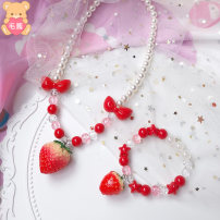 Necklace Mixed materials 10-19.99 yuan Other / other Japan and South Korea