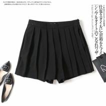 Casual pants black XS,S,M,L Autumn 2020 shorts High waist Iraqi Blues