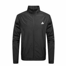 Sports jacket / jacket Peak / peak male 2XL 3XL 4XL 5XL s (adult) m (adult) l (adult) XL (adult) DFA83011 Black (plush) midnight blue (plush) black (thin) midnight blue (thin) Spring 2021 stand collar zipper Brand logo Sports & Leisure Warm, wear-resistant, breathable and windproof Men's training yes
