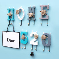 Wall stickers wood Three dimensional Wall Sticker other set Porch 1 tablet written words Nordic style Huacaotang December 4, 2019 Chinese Mainland in