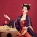 Custom made Hanfu Big sleeve shirt, 3-meter skirt, 4.5-meter skirt, custom report data, exchange for Ming shawl other female Bright moon Nanpu
