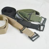 Tactical belt / belt / waistband Strange soldier Under 50 yuan China Canvas / nylon Average size belt Above 4cm male Spring 2013 Automatic buckle