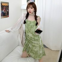 Fashion suit Spring 2021 Average size 18-25 years old Other / other 0401L 30% and below