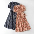 Dress Summer 2020 As shown in Figure 1, as shown in Figure 2 S,M,L Mid length dress street 18-24 years old 81% (inclusive) - 90% (inclusive) Europe and America