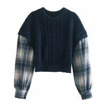 Wool knitwear Winter 2020 S,M,L As shown in the figure Long sleeves Socket other 81% (inclusive) - 90% (inclusive) street 18-24 years old Europe and America