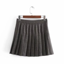 skirt Winter 2020 XS,S,M,L As shown in the figure Short skirt street High waist A-line skirt 18-24 years old 71% (inclusive) - 80% (inclusive) other Europe and America