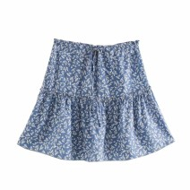 skirt Summer 2020 S,M,L As shown in the figure Short skirt street High waist 18-24 years old 81% (inclusive) - 90% (inclusive) Europe and America