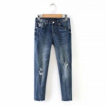 Casual pants As shown in the figure S,M,L,XL Summer of 2019 trousers High waist street routine 18-24 years old 81% (inclusive) - 90% (inclusive) Europe and America
