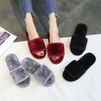 slipper Other / other Flat bottom Flat heel (1cm or less) EVA Spring 2016 rubber comfortable Shallow mouth