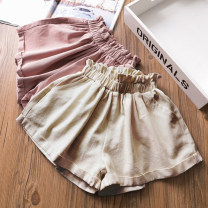 trousers Other / other female 7(85cm),9(95cm),11(105cm),13(115cm),15(120cm) summer shorts Korean version Casual pants shorts 2 years old, 3 years old, 4 years old, 5 years old, 6 years old