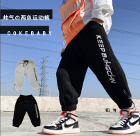 trousers Other / other male 90cm,100cm,110cm,120cm,130cm,140cm,150cm spring and autumn trousers leisure time There are models in the real shooting Casual pants Leather belt middle-waisted cotton Don't open the crotch trousers Chinese Mainland