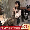 Women's large Summer 2020 Picture color suit S M L XL 2XL 3XL 4XL Dress Two piece set commute easy thick Conjoined Sleeveless Broken flowers Korean version One word collar 8-21C8379 Homecore 18-24 years old longuette Polyester 95% polyurethane elastic fiber (spandex) 5% Pure e-commerce (online only)