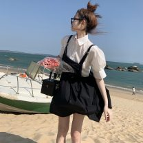 Fashion suit Summer 2021 Average size Dress, shirt 18-25 years old A859# 51% (inclusive) - 70% (inclusive) cotton