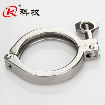 pipe clamp polishing stainless steel
