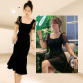 Dress Summer 2020 Fishtail long dress, short dress S,M,L