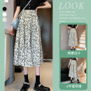 skirt Spring 2021 XS S M L XL Black (small) apricot (small) black (regular) apricot (regular) Mid length dress Versatile High waist Cake skirt Broken flowers Type A 18-24 years old 81% (inclusive) - 90% (inclusive) Xin Shiying polyester fiber Polyester 90% other 10% Pure e-commerce (online only)