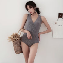 one piece  heyswim S,M,L,XL Haze Skirt one piece With chest pad without steel support